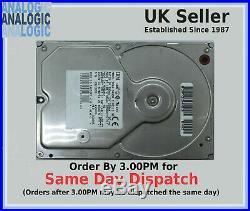 Working IBM DCAS-34330 4.3GB SCSI 3.5 Hard Drive