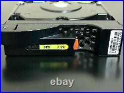 X-2uc-3tbs 005032934 Emc Data Domain Dd2500 00532934 3tb Sas 7.2k Hdd