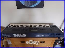 Yamaha EX5 76 Key Fully Expanded With SCSI board and internal hard drive fitted